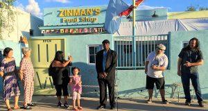 The Vegan Crew at Zinman's Food Shop and Vegan Bistro